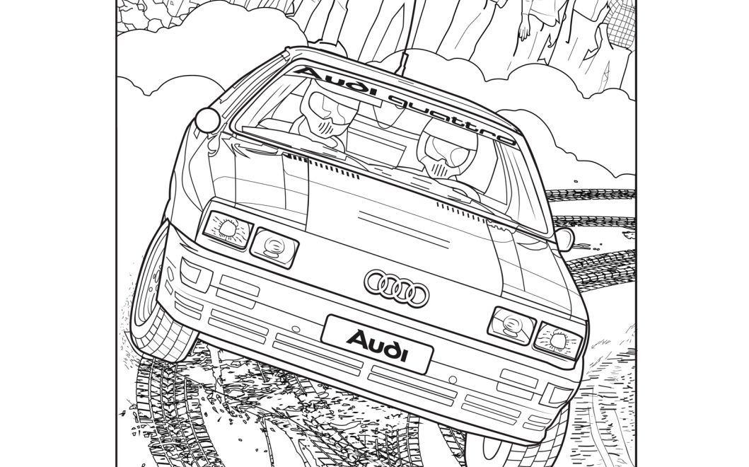 Keep (The Kids) Busy With These Automaker Activity Pages