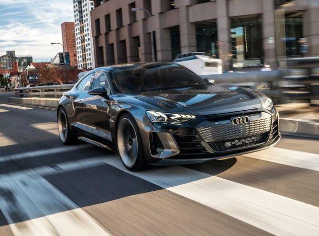2020 Audi Q6 Rumors, E-Tron, Release Date >> 2020 Audi E Tron Gt