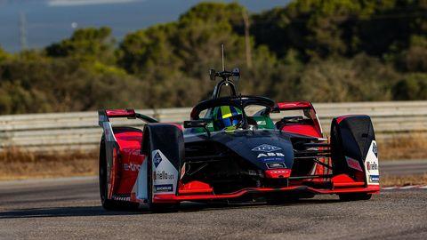 Audi Fórmula E 2020
