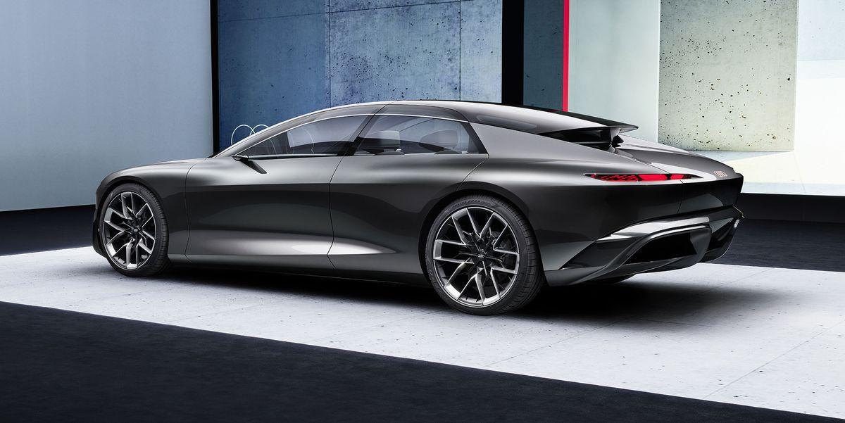Audi Grandsphere Concept: El mejor jet privado para la carretera