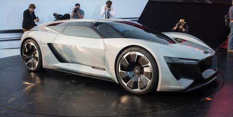 Land vehicle, Vehicle, Automotive design, Car, Sports car, Supercar, Concept car, Auto show, Performance car, Automotive wheel system,
