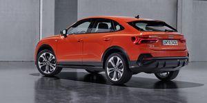 Audi Q3 Sportback trasera