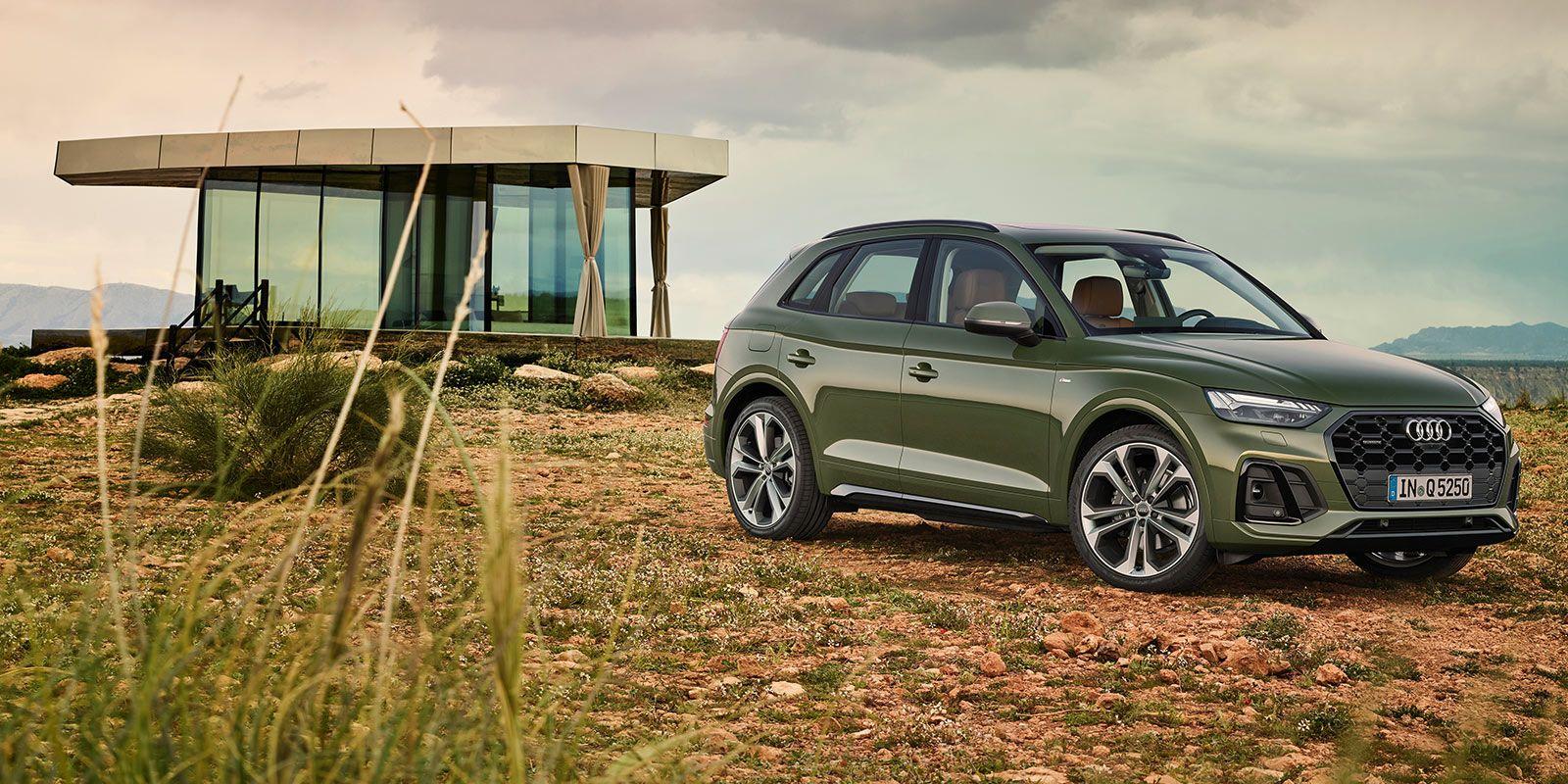 2021 Audi Sq5 Model