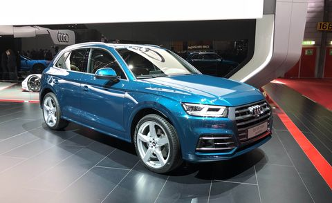 2018 Audi Q5 Hybrid: News, Powertrain, Arrival >> Audi Q5 A7 And A8 Plug In Hybrids Coming To The U S In 2020