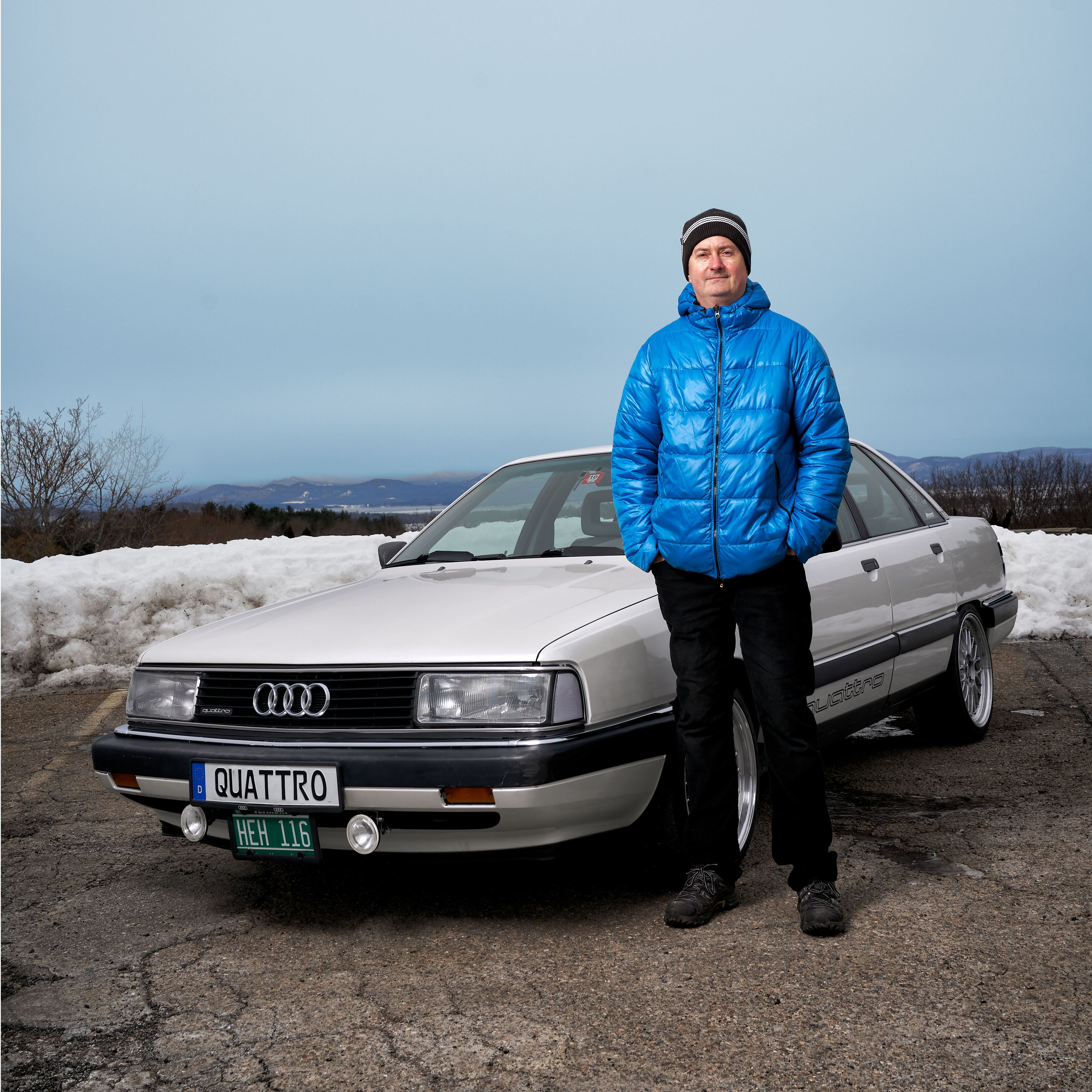 The All-Wheel-Drive Originator: 1989 Audi 200 Quattro