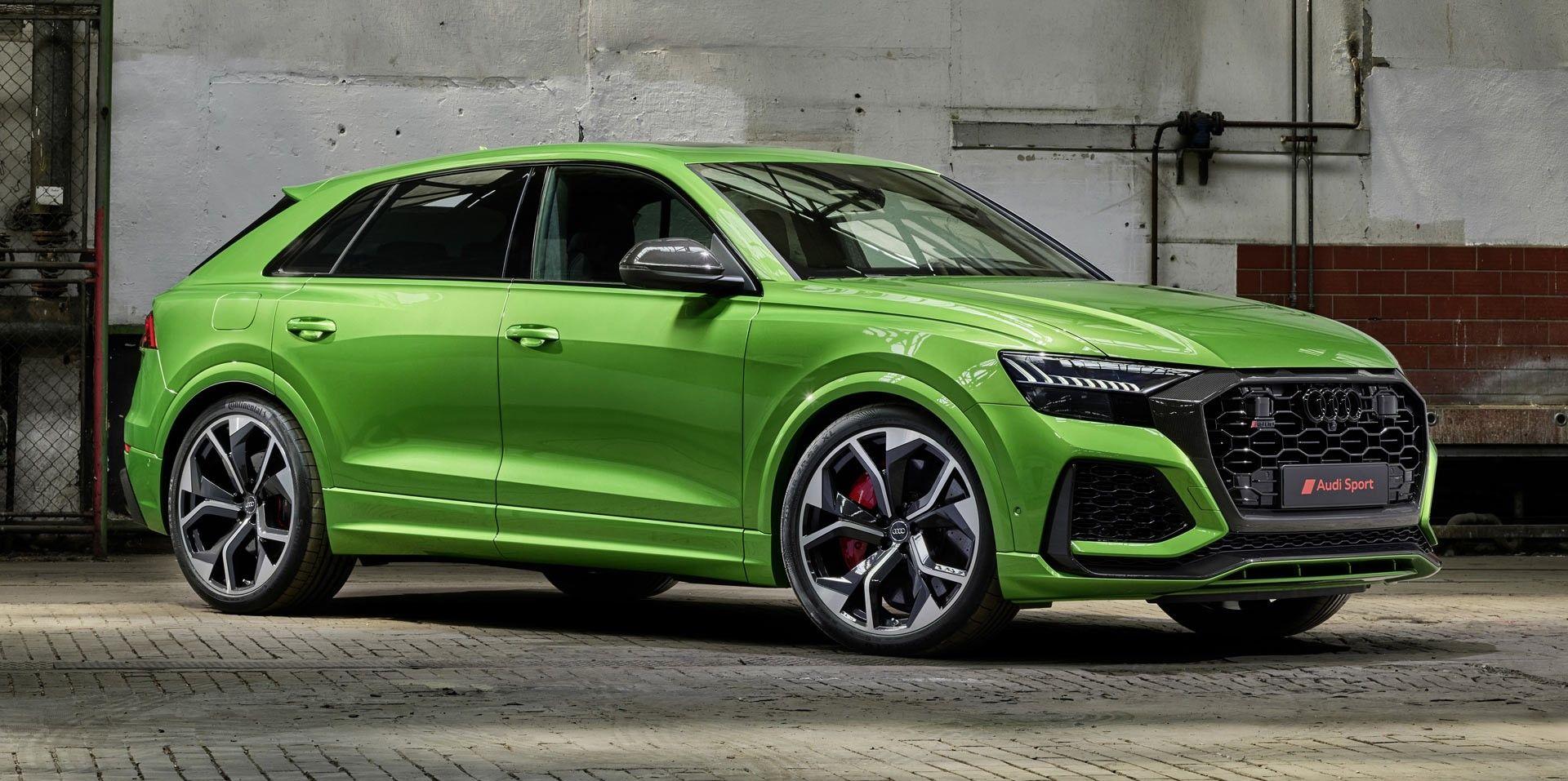 Audi Rs Q8 600 Cv Para El Primo Aleman Del Urus