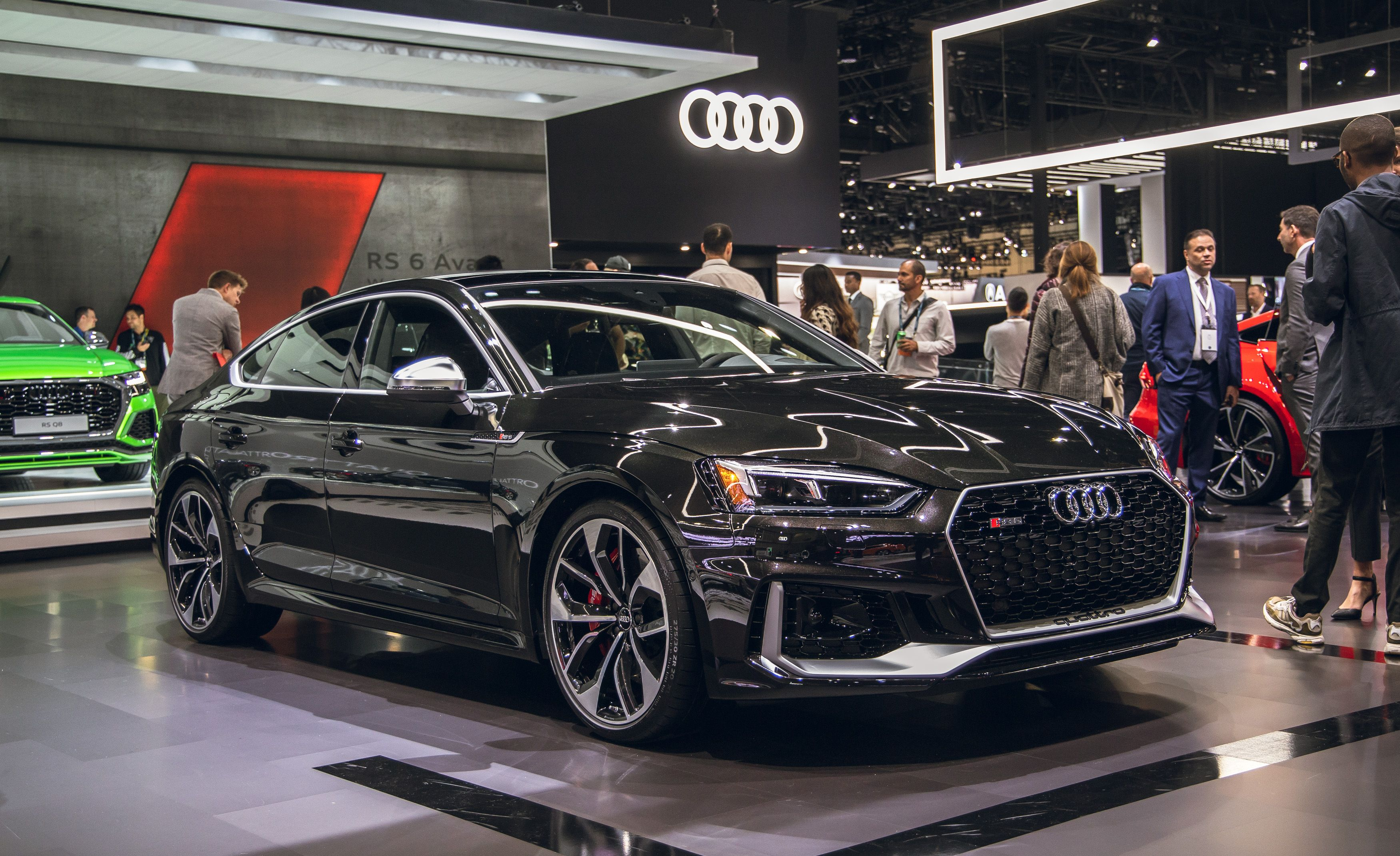 Audi Is Offering 100 Rs5s In A Stealthy Panther Edition