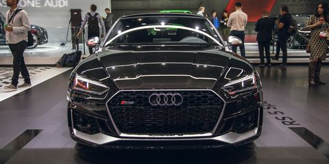 View Photos of the Audi RS5 Panther Edition