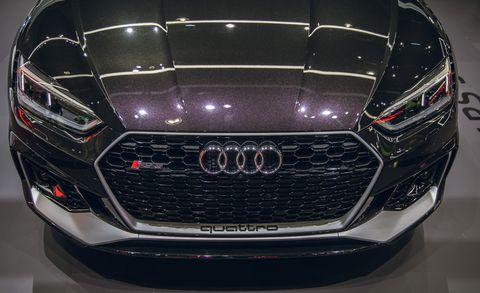 Land vehicle, Vehicle, Car, Auto show, Automotive design, Motor vehicle, Grille, Automotive lighting, Tire, Bumper,