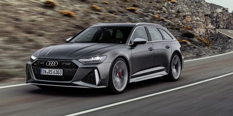 Check Out This Epic Commercial for the Eagerly Awaited Audi RS6 Avant