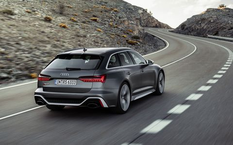 The 591-HP Audi RS6 Avant Is Really, Truly Coming to America
