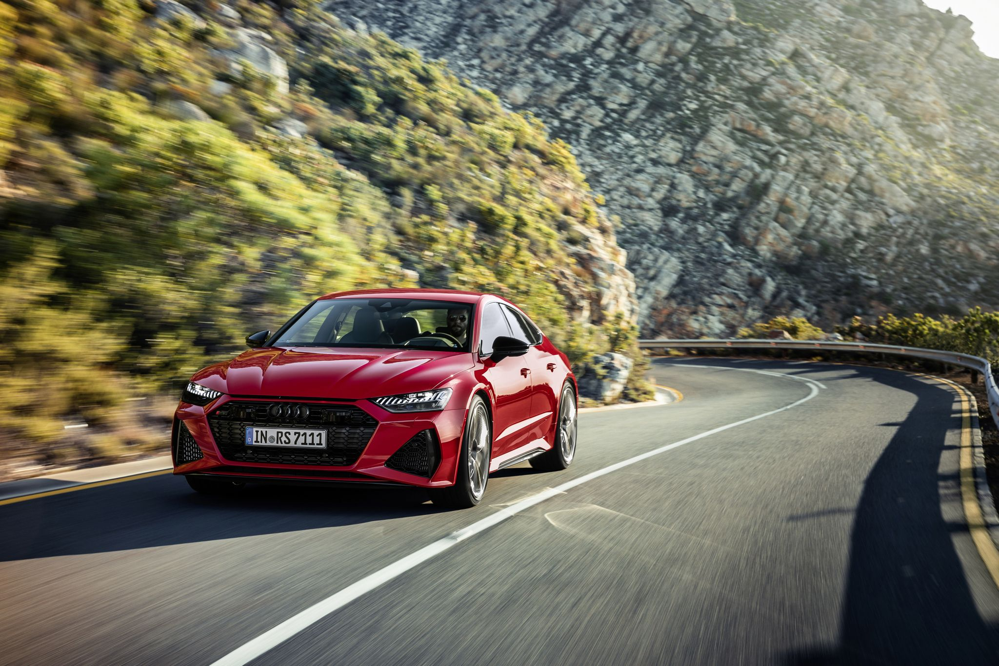 2020 Audi Rs7 Sportback Combines 591 Hp With Stunning Good Looks