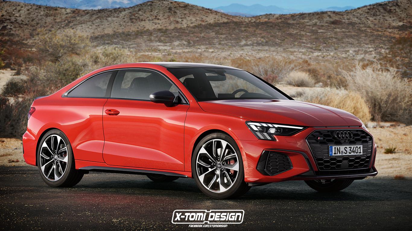 Audi S3 Coupe 2021 El Tres Puertas Sonado