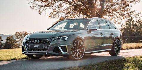 Audi S4 TDI by ABT