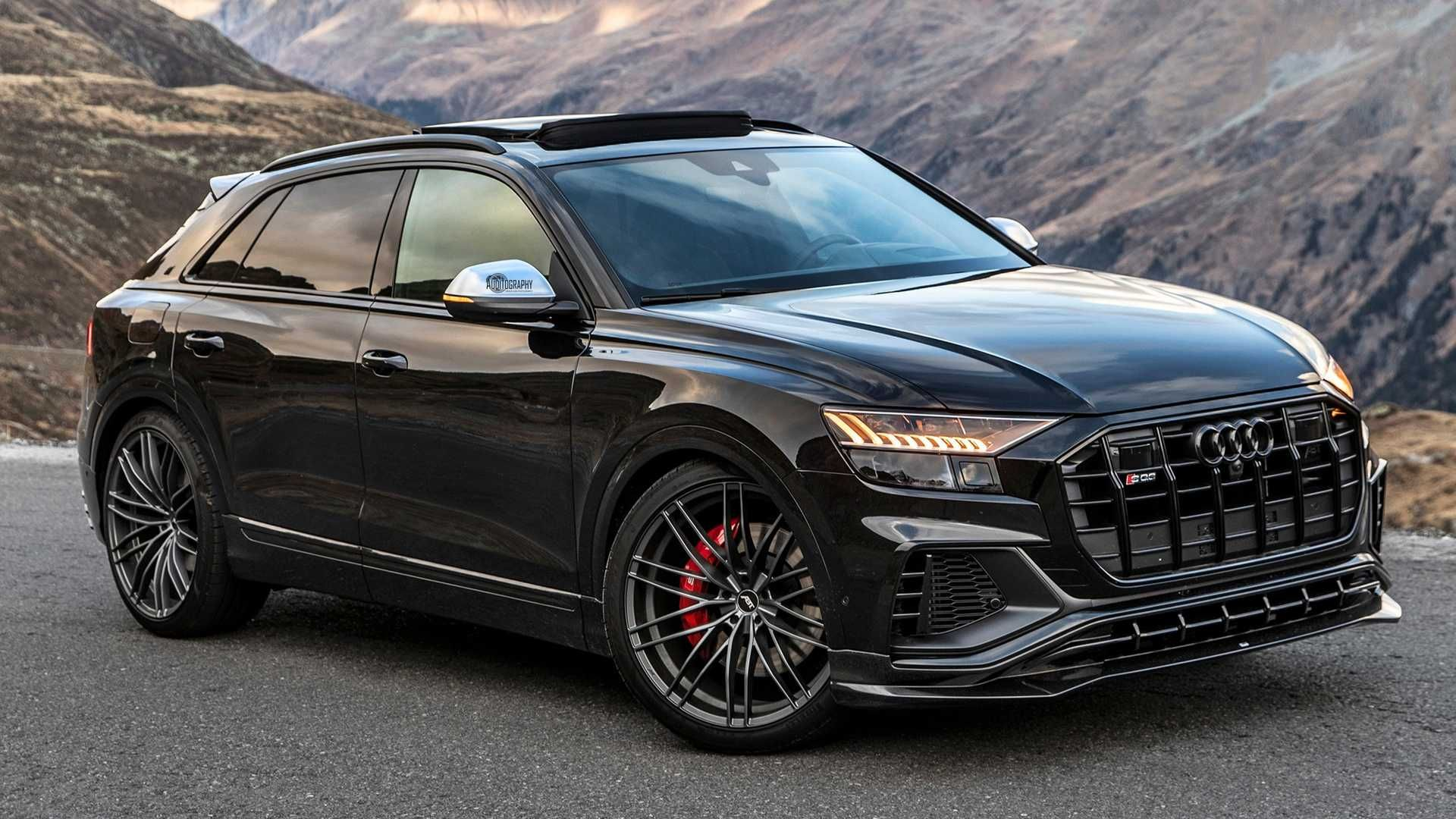 Audi Sq8 By Abt Quien Dijo Rs Q8