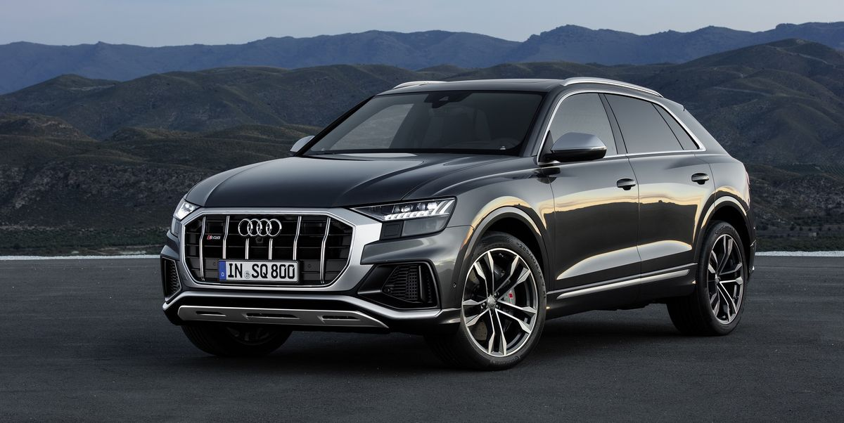 Certified Pre Owned Mercedes >> 2020 Audi SQ8: What We Know So Far