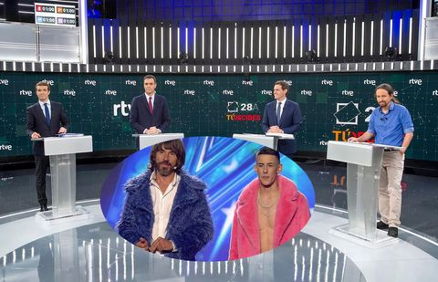 Audiencias: \'El debate en RTVE\' minimiza a \'Got Talent\'