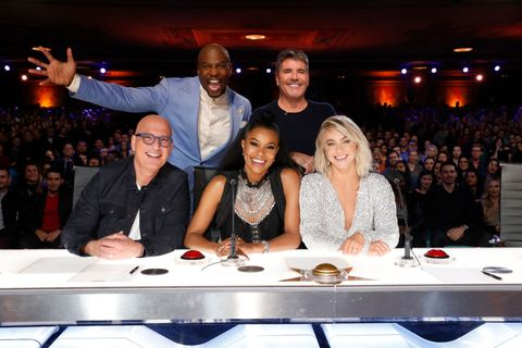 Everything You Need to Know About Gabrielle Union Getting Fired From 'America's Got Talent'