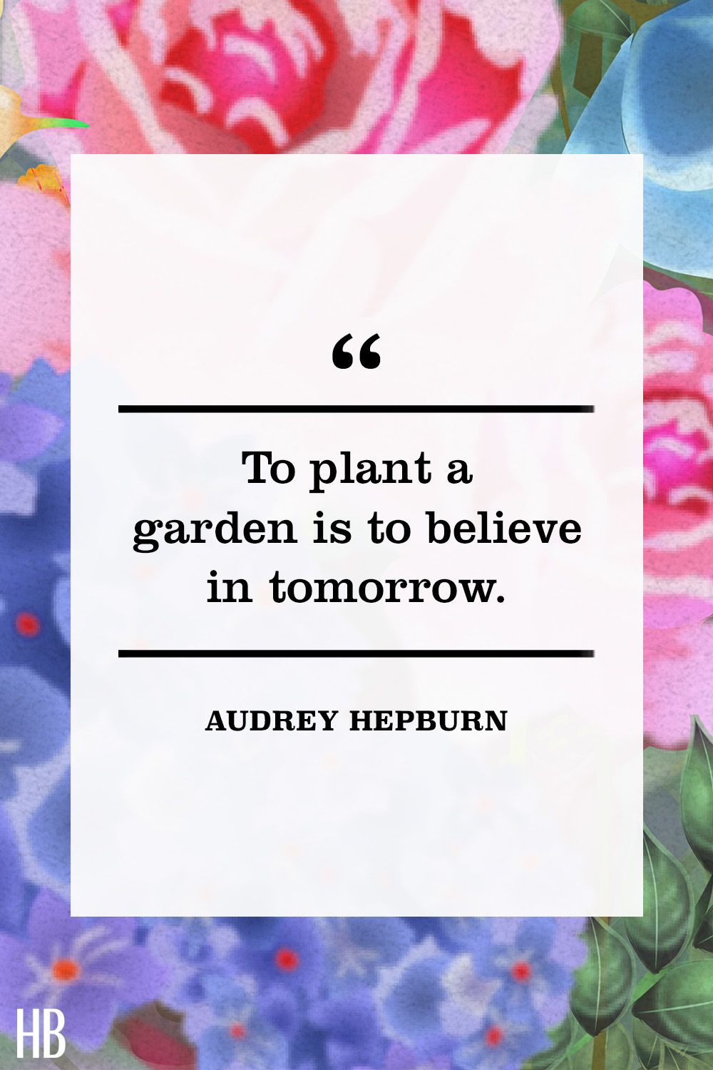 audrey hepburn​ easter quote
