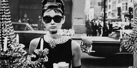 Audrey Hepburn Halloween costume ideas