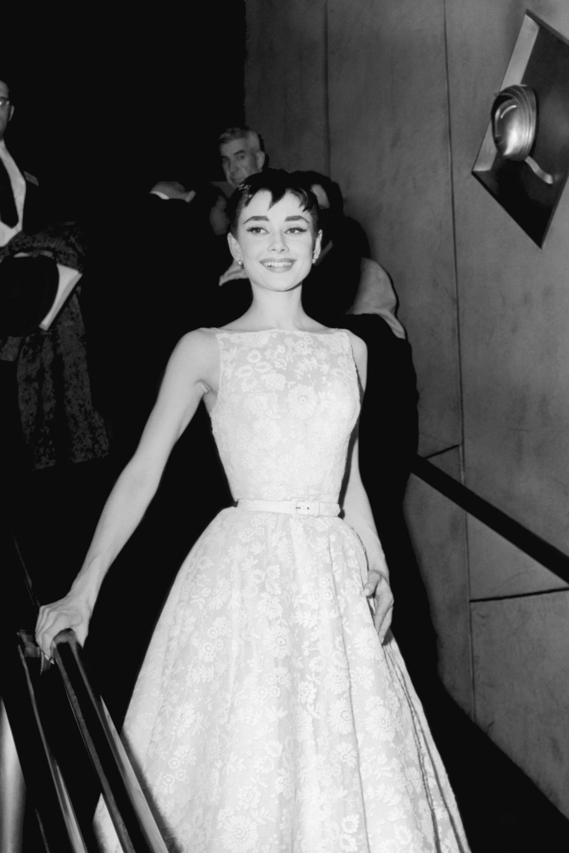 Audrey Hepburn and Hubert de Givenchy's ...