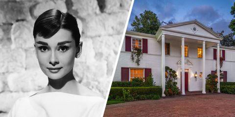Audrey Hepburn LA Home For Sale