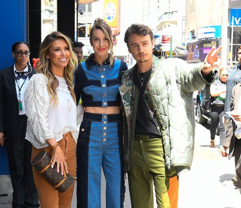 Celebrity Sightings In New York City - June 11, 2019