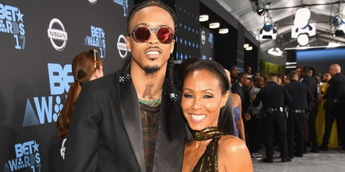 Jada Pinkett Smith Denied Having an Affair With Singer August Alsina – Cosmopolitan