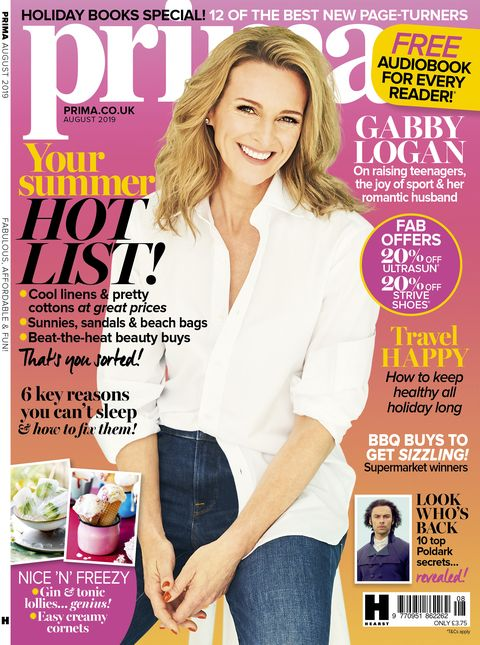 Prima August 2019 issue