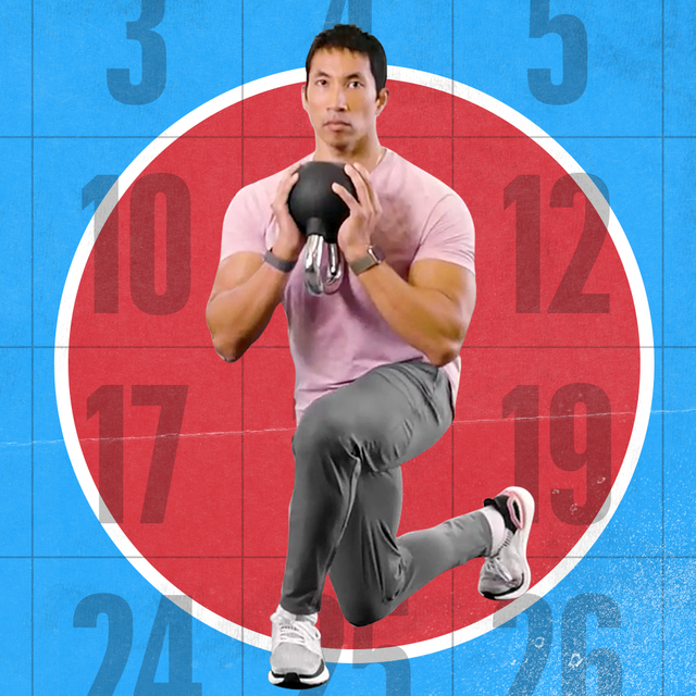The Men's Health 30-Day Butt Workout Challenge