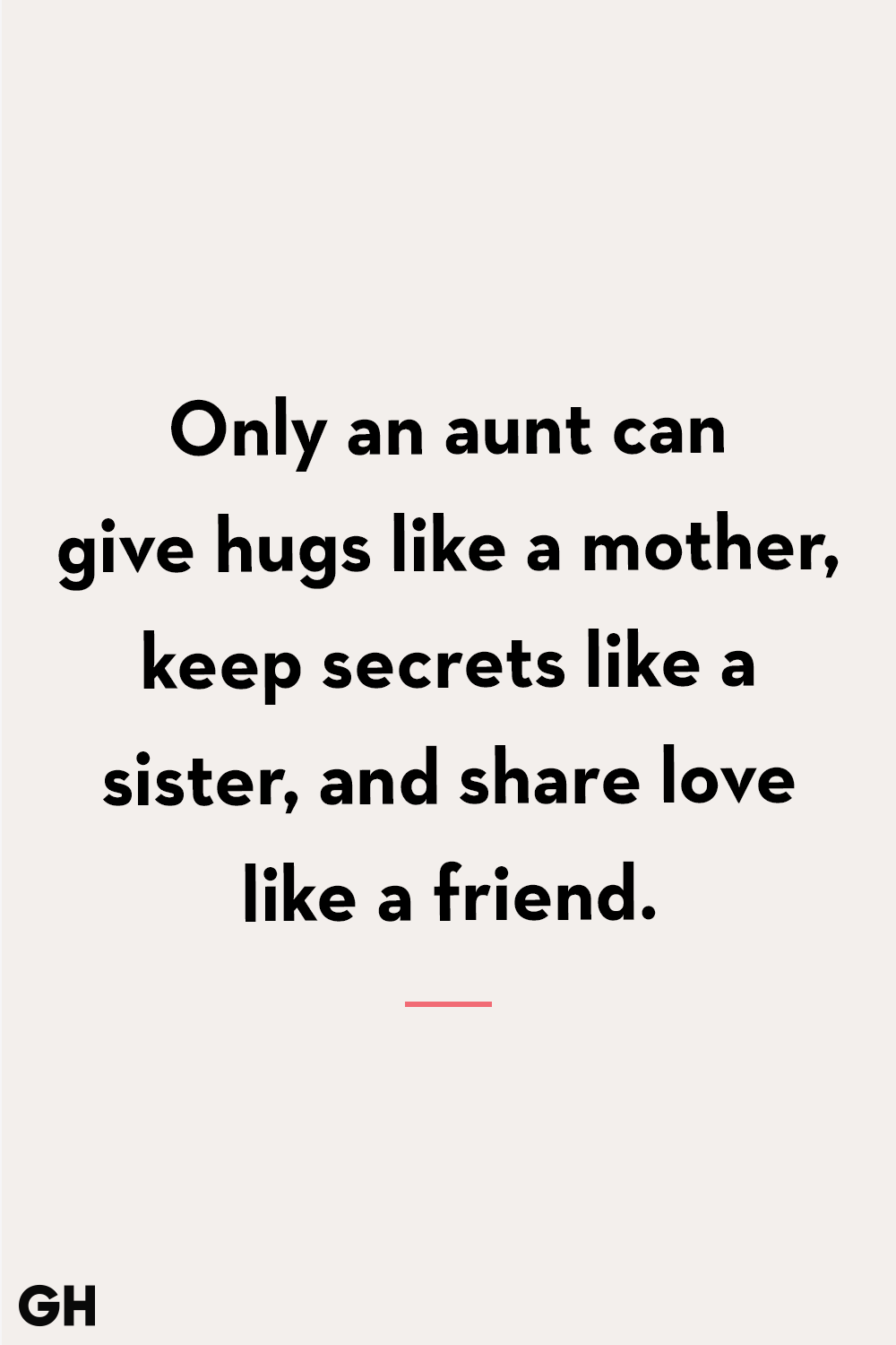 Aunt Quotes Like A Mother, Sister, Friend