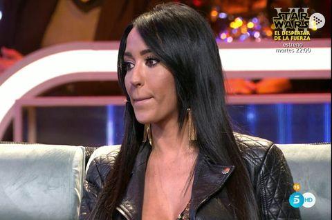 Aurah Ruiz discute con Merche, la madre de Suso, durante el debate de 'GH VIP 6'