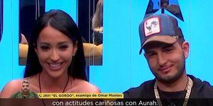 Aurah Ruiz, Omar Montes, Aurah y Omar, Nuria GH VIP, GH VIP