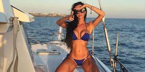 Aurah Ruiz desata la polémica en bikini