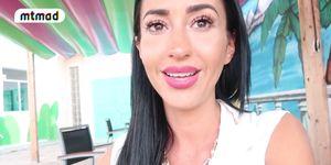Aurah Ruiz emocionada por el cumple de su hijo Nyan