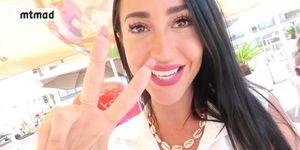Aurah Ruiz segundo cumple Nyan