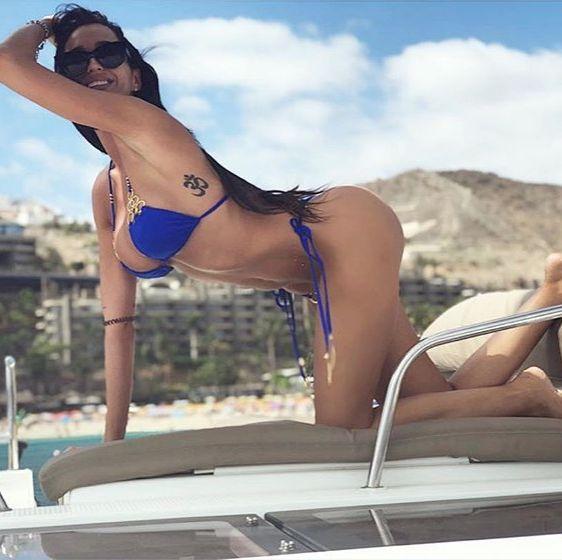 Bikini, Clothing, Undergarment, Swimwear, Leg, Vacation, Muscle, Summer, Lingerie, Thigh,