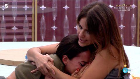 Aurah Ruiz llora en la Casa de GH VIP 6 al acordarse de la enfermedad de su hijo Nyan, y de Jesé Rodríguez