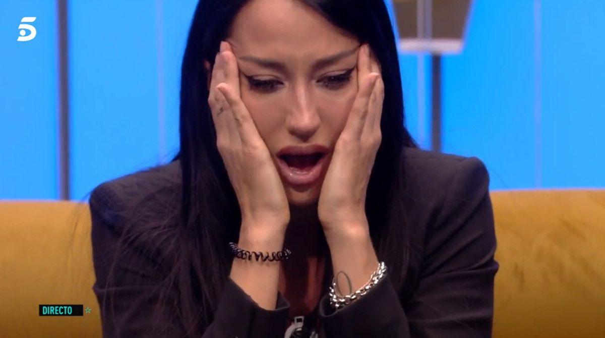 Aurah Ruiz vive su momento más emotivo dentro de 'GH VIP 6'