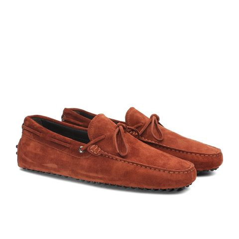 instappers heren suède driving shoes