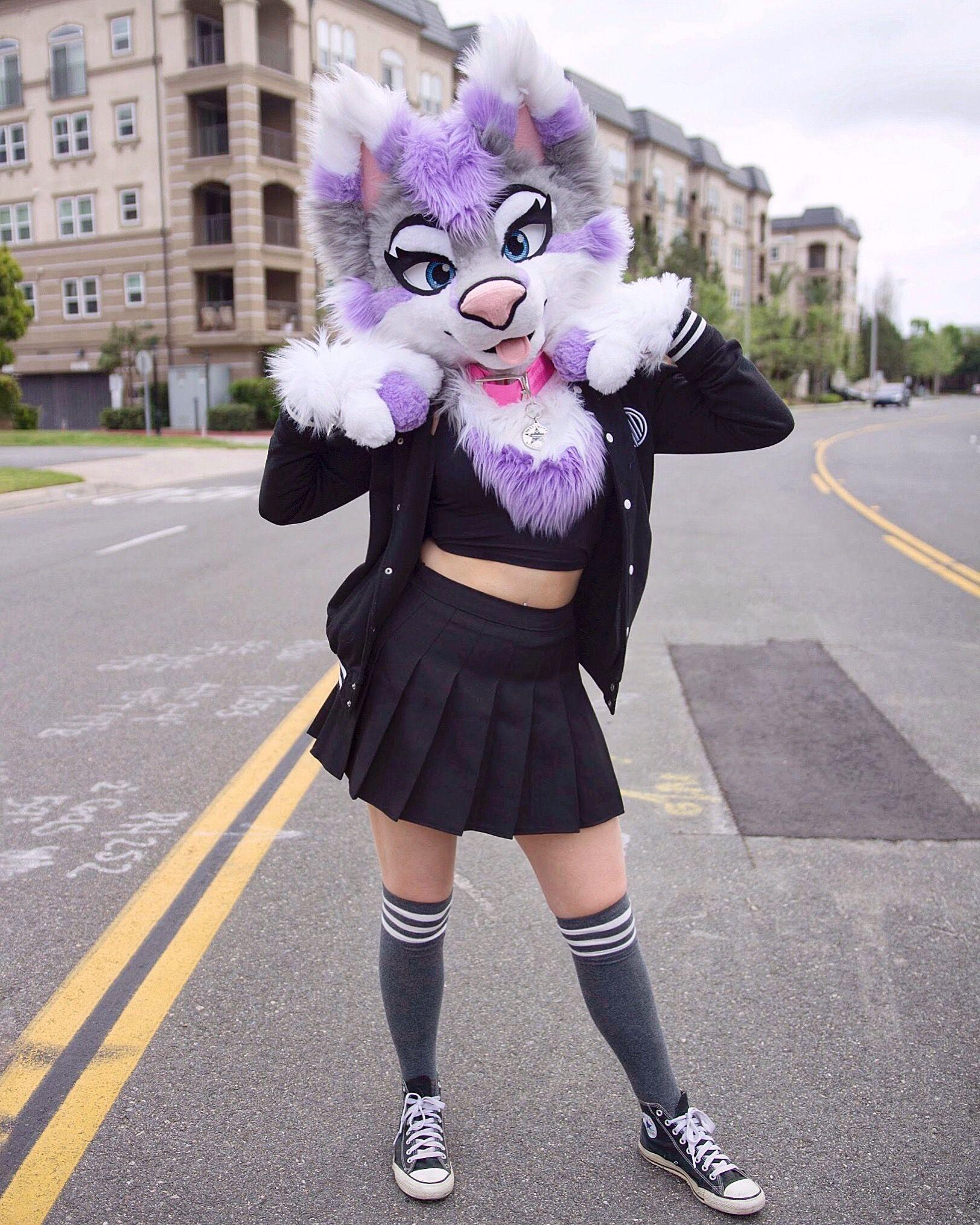 Aurora Fursuit