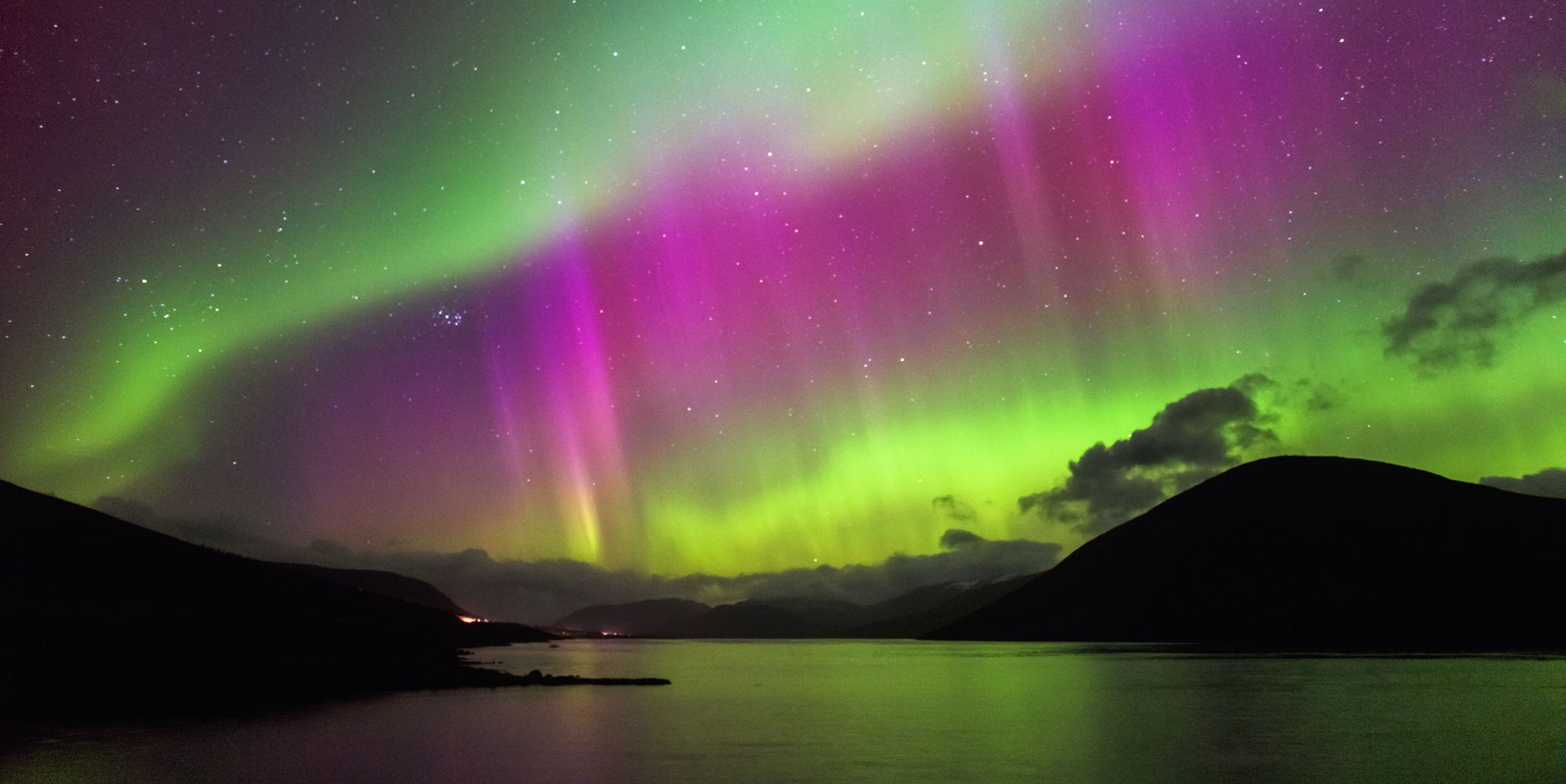 Solar storm could cause vivid aurora light show over the UK this Sunday