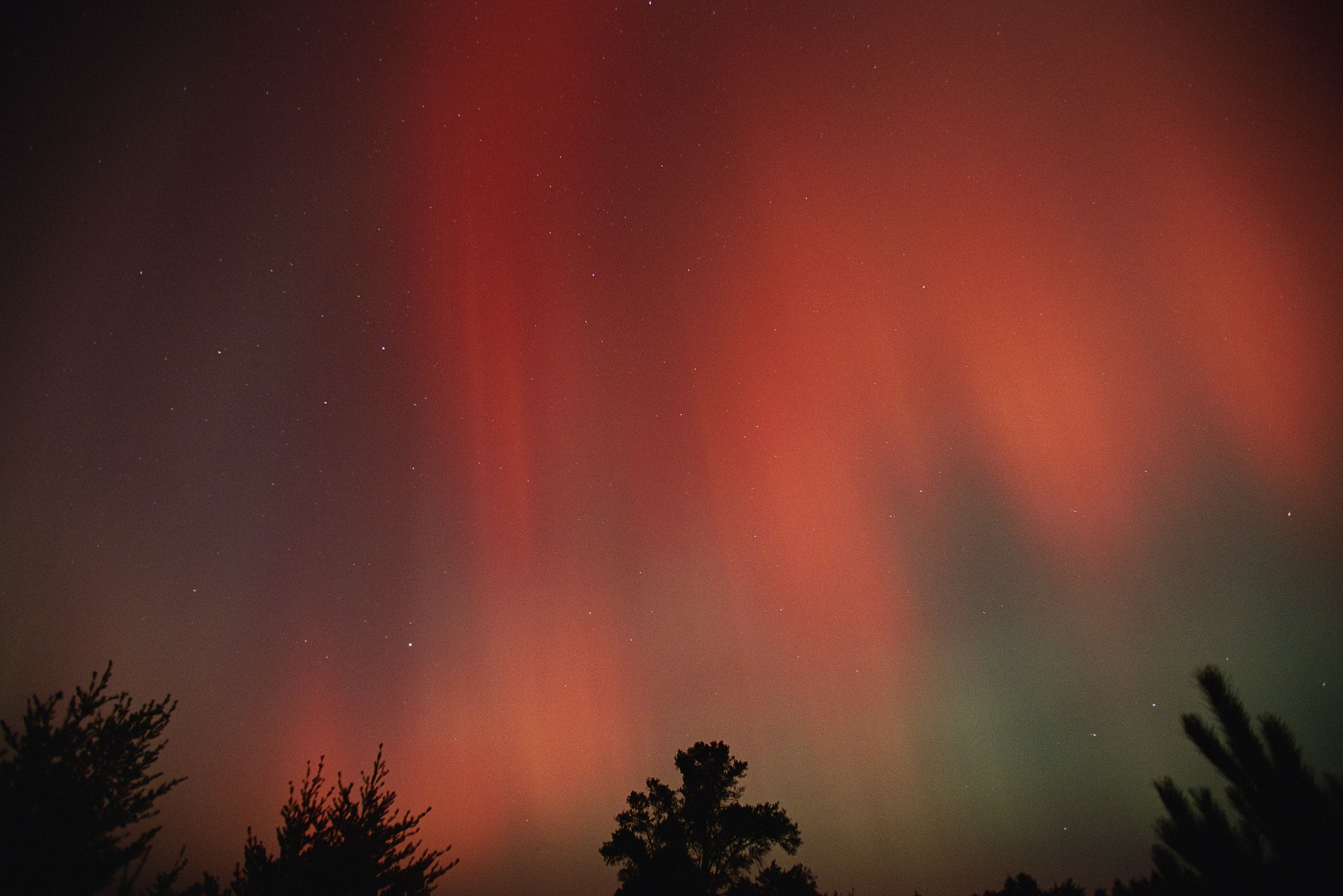 The 1,400-Year-Old Red Aurora Mystery Has Finally Been Solved