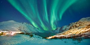 When is the best time to see the Northern Lights?