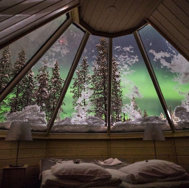 Aurora Cabins at Northern Light Village