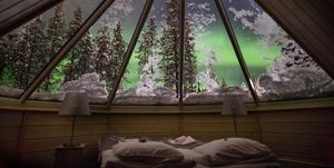 Romantic holiday destinations - Finland
