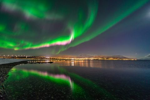 You Can See The Northern Lights Across The US This Weekend