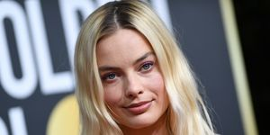 margot robbie husband tom ackerley golden globes