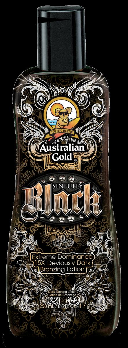 australian gold sinfully black
