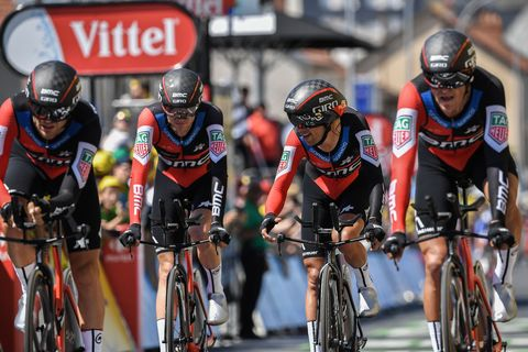 Team BMC Tour de France